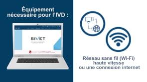Vidéo tutorielle - IVD