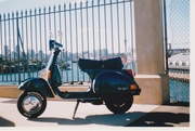 My 1st Scooter PX200E 86