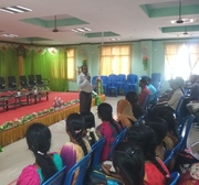 The First Year Library Orientation Programme at University VOC College of Engineering, Anna University Thoothukudi Campus