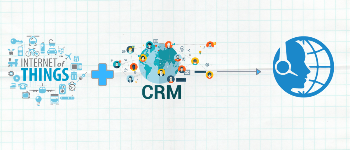 5 Ways IOT and CRM will Drive Your Customer Service To the Future
