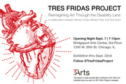 Tres Fridas Exhibition