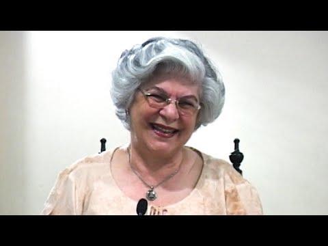 AMPARO DO PLANO ESPIRITUAL E AS NOSSAS OPÇÕES -- com a médium Isabel Salomão de Campos