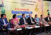 Seminar on Opportunities In Creative Arts at AAFT