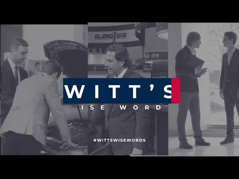 Witt's Wise Words: Inaction