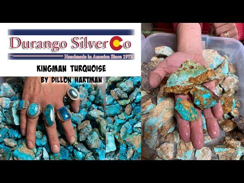 Kingman Turquoise - Different looks of Turquoise