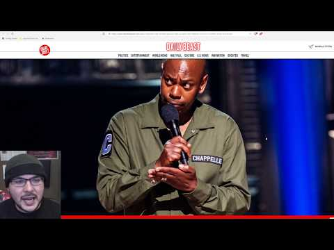 Dave Chappelle Just Dropped A NUKE On The Woke Left, INSANELY Offensive Comedy Routine