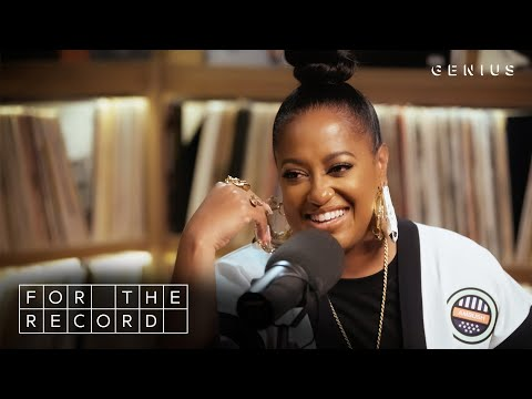 """Rapsody Explains Why She's Not A """"Female MC"""" & Raps A Lauryn Hill Verse 