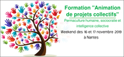 """Formation """"Animation de projets collectifs"""""""