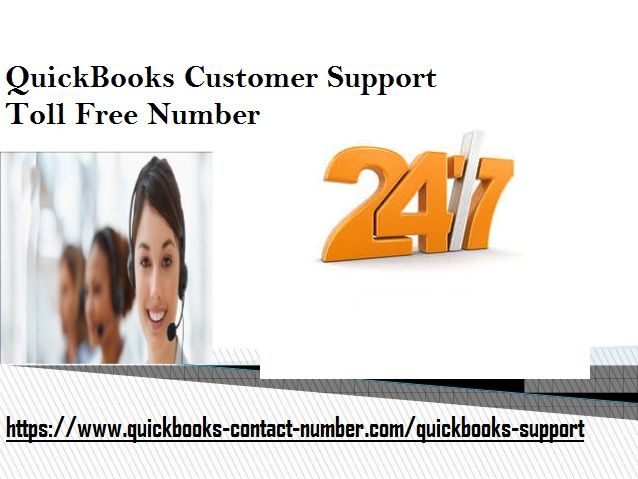 QuickBooks Customer Support Toll Free Number