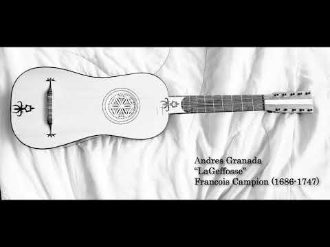 Andres Granada-La Geffosse Sarabande by Francois Campion.