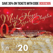 The Holiday Music of Mark Hayes and Pepper Choplin