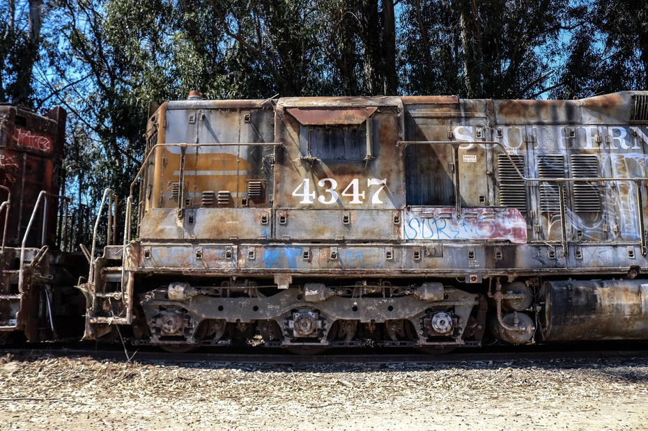 Southern Pacific 4347