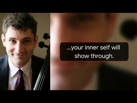 Concert Cellist Dale Henderson on Playing Cello