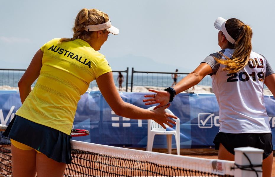 il tennis amicizia