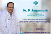 Dr. P Jagannath Get Pancreatic Cancer Toward the End With Whipple's Procedure