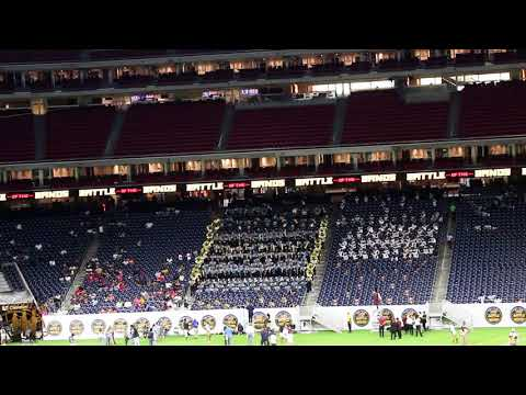 """Southern University vs. Tennessee State """"Stand Battle""""@2019 National Battle Of The Bands"""