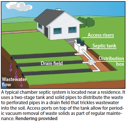 Along the Coast: Old septic systems are entrenched in towns