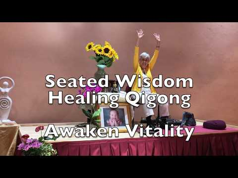 Wisdom Healing Qigong Seated Awaken Vitality for Teachers