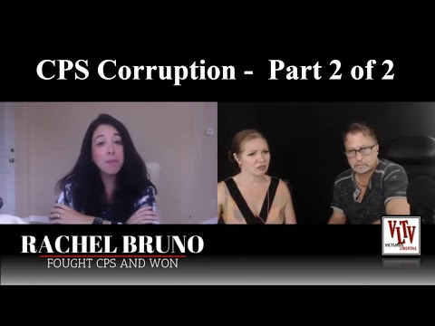 "The Rachel Bruno ""CPS Story"" - A MUST WATCH for ALL New Parents Part 2 PLEASE SHARE!"