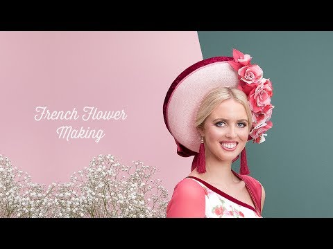 French Flower Making Course Preview