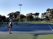 Alameda Tennis Tournament Singles Semifinal