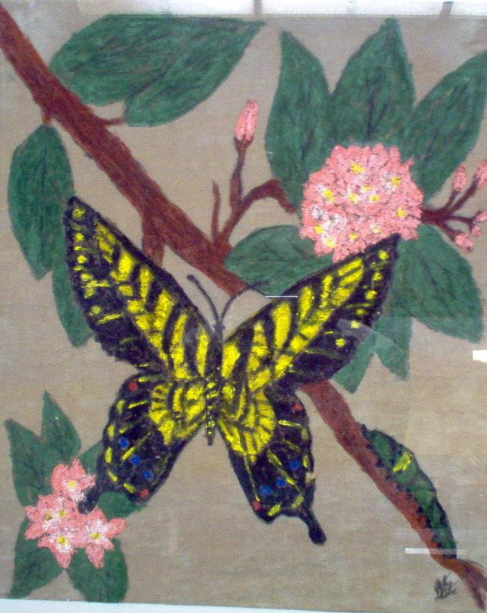 TigerSwallowtail-by Anthony Ricardo Decastro