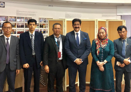 Marwah Studios Will Support ASEAN Meet by PHDCCI