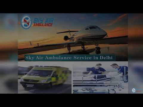 Choose a Normal Price Air Ambulance from Patna at Any time