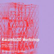 Karamba3D workshop, November 27-29 in Vienna