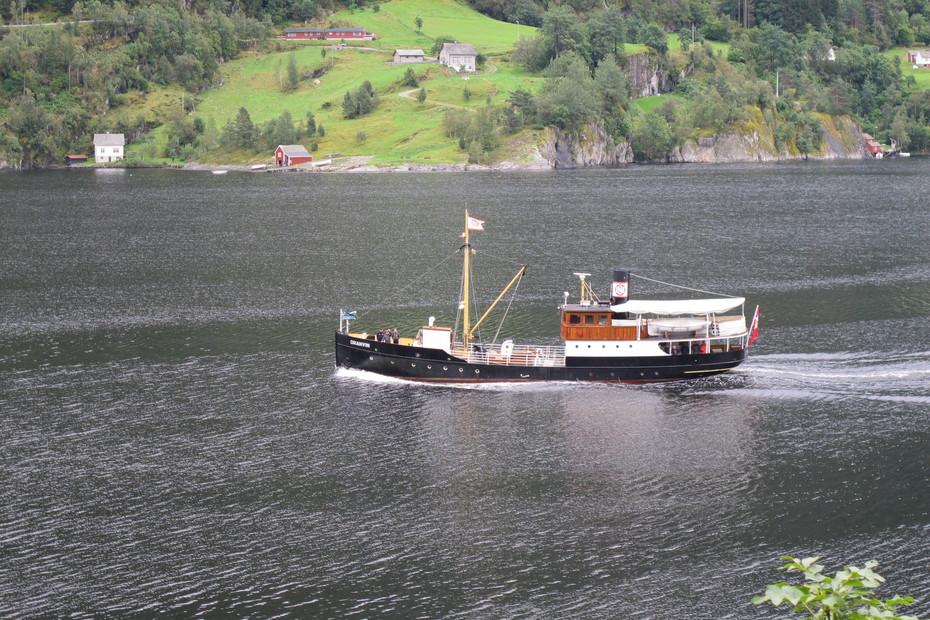 MS Granvin - Hardangerturen september 2019