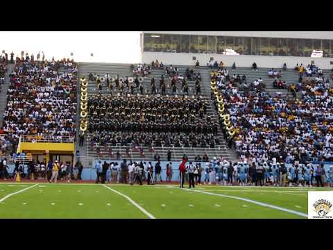 "Southern University-""Before I Let Go"" vs. Edward Waters 2019"