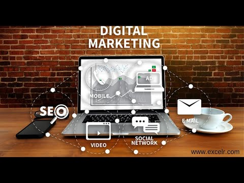 """Digital Marketing"" : Introduction To Digital Marketing 