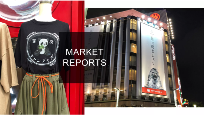 Comprehensive Analysis of Pre-Fall Womenswear in Japan's Retail Markets
