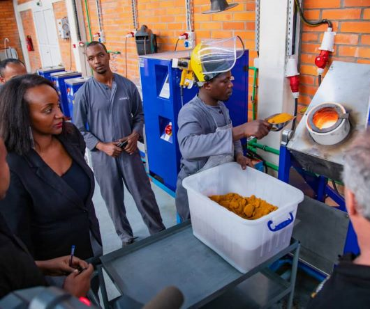 "Mining in East and Central Africa: ""Aldango is supporting the government to transform Rwanda into a precious metal manufacturing and trading hub across Africa"""