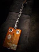 Tempus Cigar Box Guitar