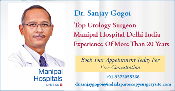 With Dr. Sanjay Gogoi Robotic Surgery Makes Kidney Transplant Less Invasive Than Ever