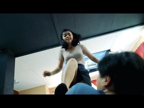 Jenny the Boss Kicker @ 7:23 mark -- its not explicit