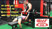 Gary Miller Fitness working on bench
