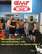 Gary Miller Fitness working with best clients