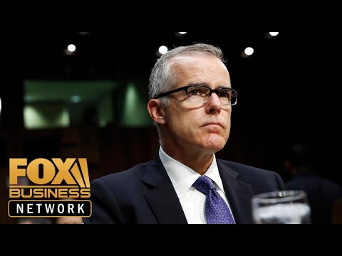 Obama officials to testify on Andrew McCabe's behalf: report