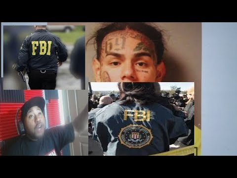 "Dj Akademiks Claims An ""FBI Informant"" Tried to Set Him and 6ix9ine Up"