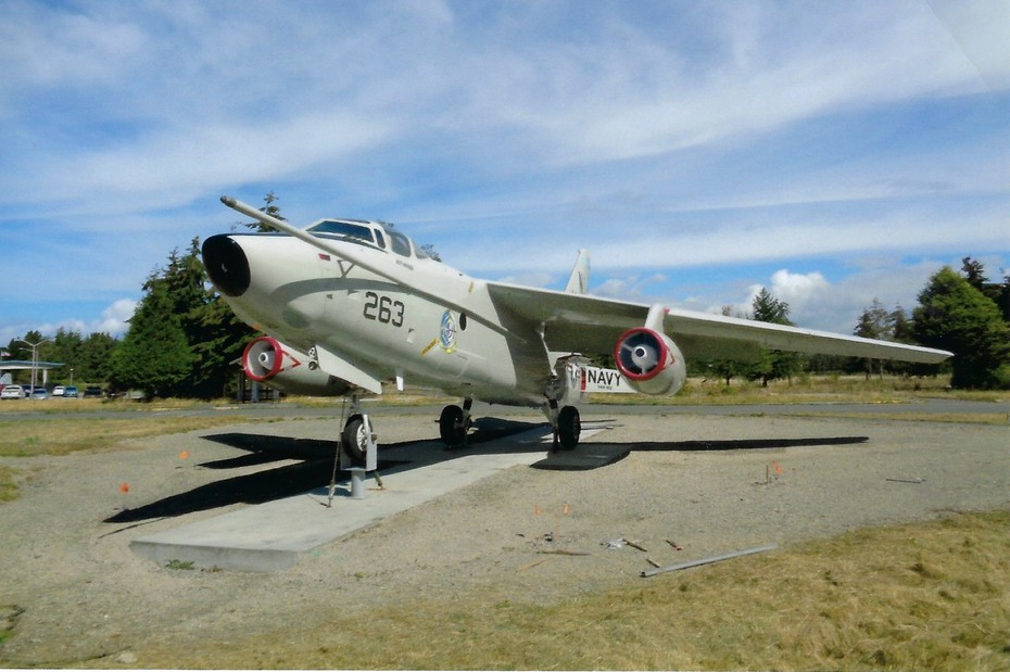 A3  #263 Static Display Whidbey Island 2016