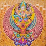 """นิทรรศการ """"เปลวเพลิงแห่งพุทธิปัญญา"""" (The mind of the Buddha by Ploeng)"""