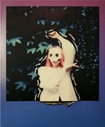 Ghost in a small Polaroid #1