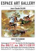 Affiche 2 Jean-Claude CALURI