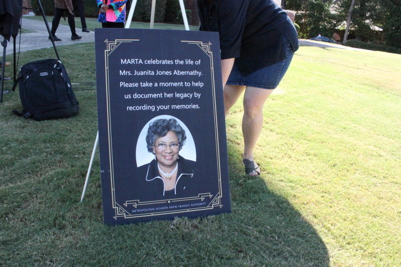 Remembering Comrade Juanita Abernathy