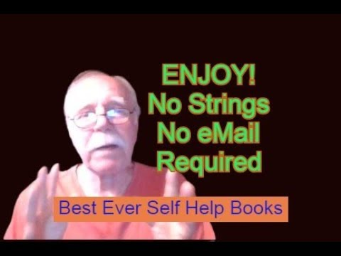Best Self-Help Books Of All Time FREE