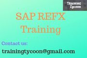SAP REFX Training | SAP REFX Online Training - TT