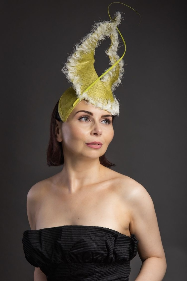 Season by Donna Hartley Millinery