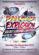 Pan Clash Explosion A Steelband Soloist & Ensembles Competition